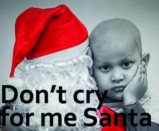 Don't cry for me Santa